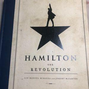 Hamilton Revolution.